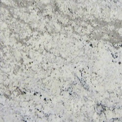 White Ice WHIC Latitude Granite Countertop Slab Sample